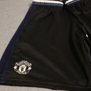 Men's Adidas Manchester United Athletic Shorts